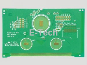 Electronic Dictionary PCB