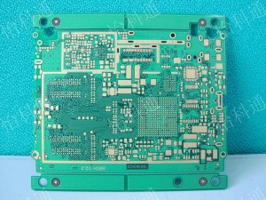 OSP and Immersion Gold PCB