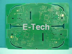 Immersion Gold automobile PCB